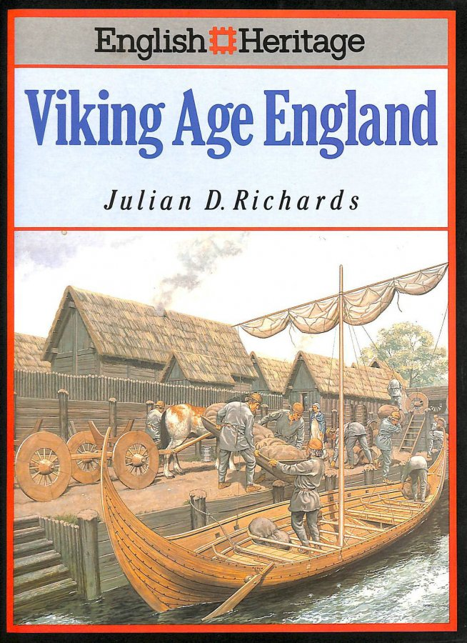 Image for English Heritage Book of Viking Age England