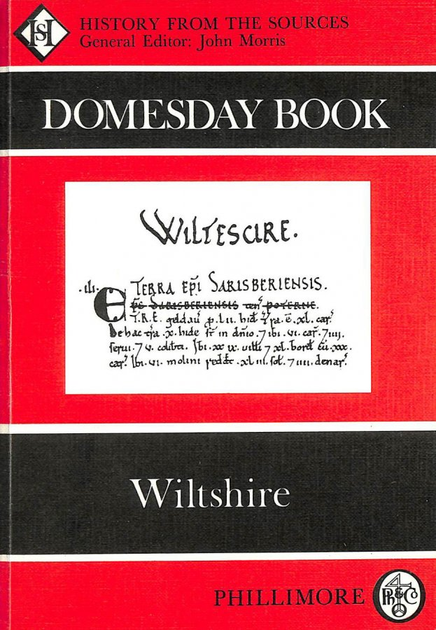Image for Domesday Book Berkshire: History From the Sources (Domesday Books (Phillimore))