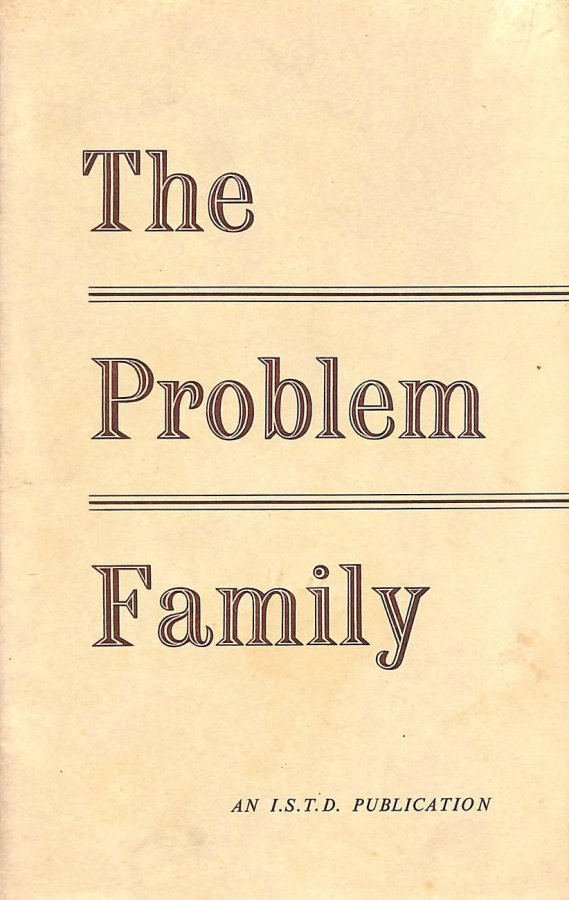Image for The Problem Family