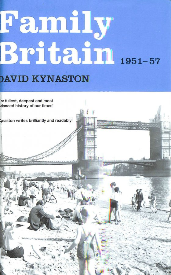 Image for Family Britain, 1951-1957 (Tales of a New Jerusalem)