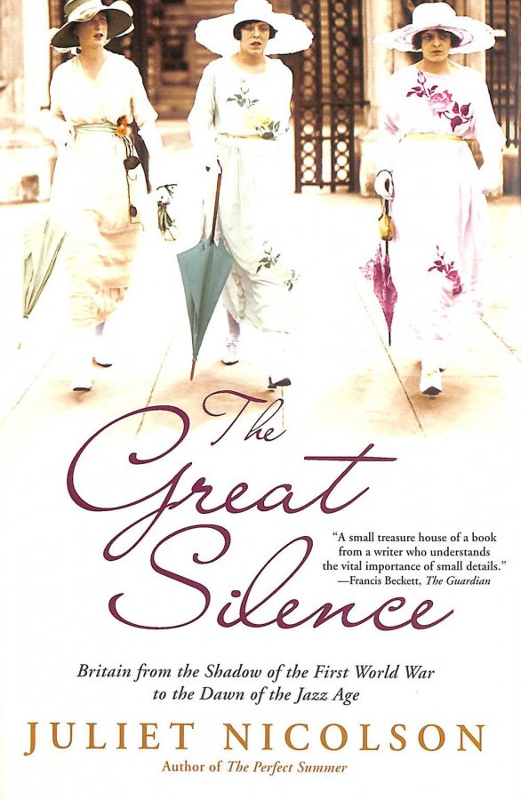 Image for The Great Silence: Britain from the Shadow of the First World War to the Dawn of the Jazz Age