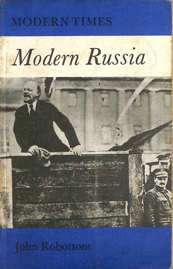 Image for Modern Russia (Modern times)