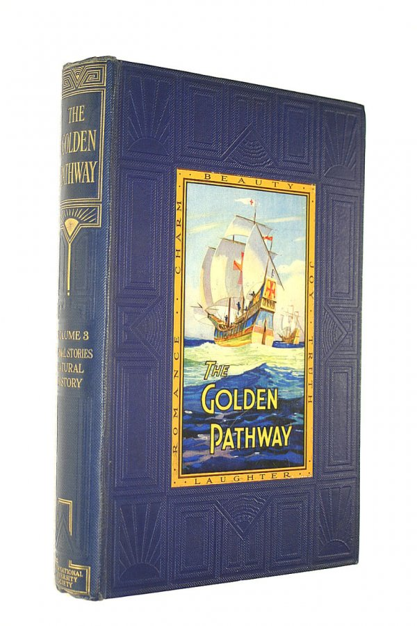 Image for The Golden Pathway 3, Animal Stories Natural History