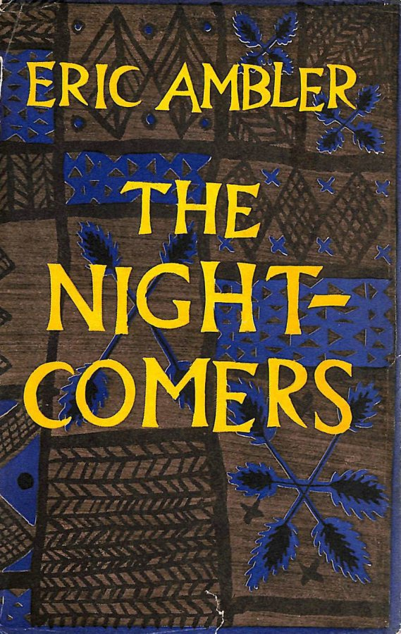Image for The Night-Comers (State of Siege in USA)