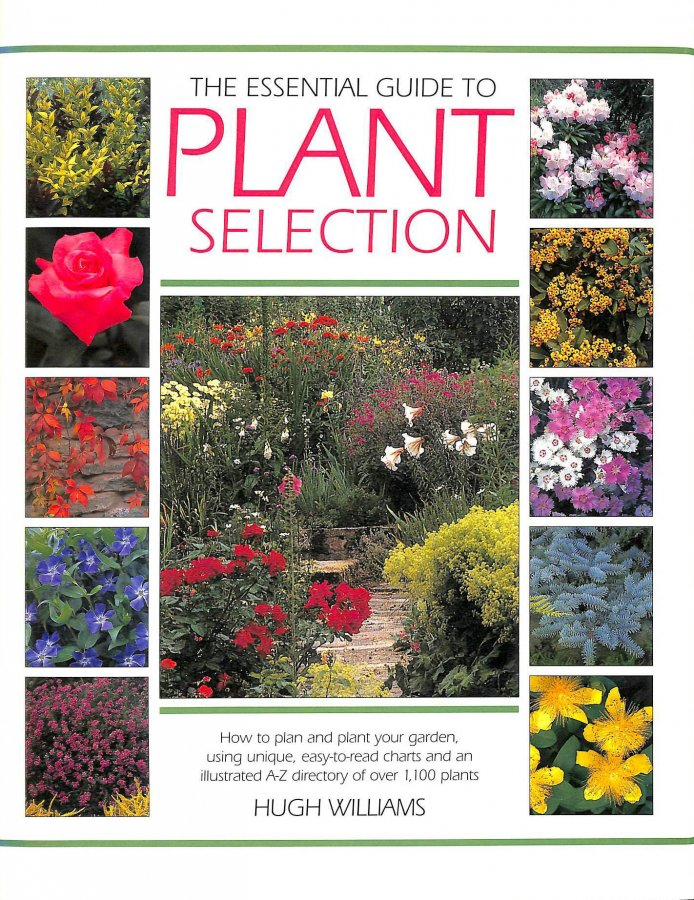 Image for The Essential Guide to Plant Selection