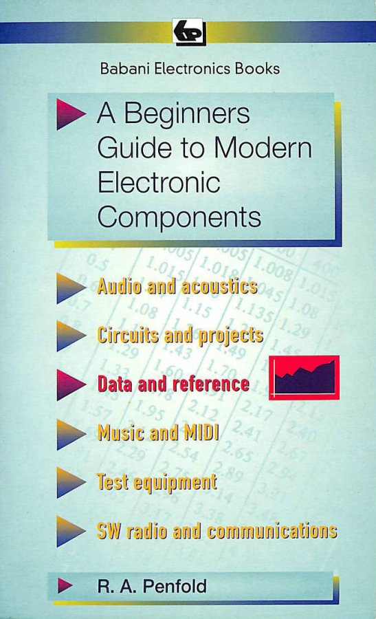 Image for Beginner's Guide to Modern Electronic Components (BP S.)