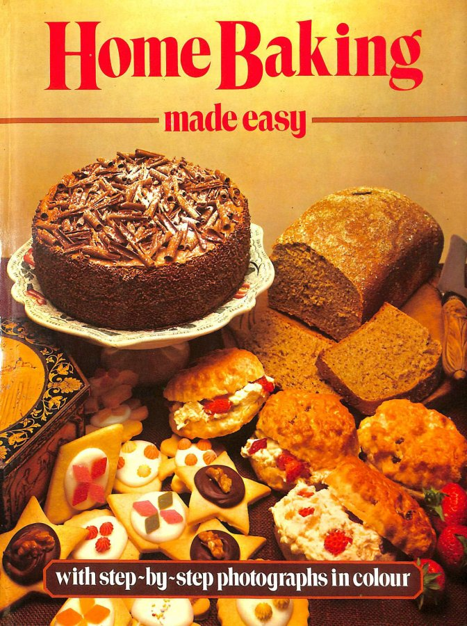 Image for Home Baking Made Easy