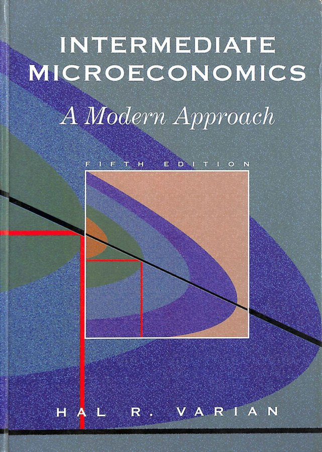 Image for Intermediate Microeconomics: A Modern Approach