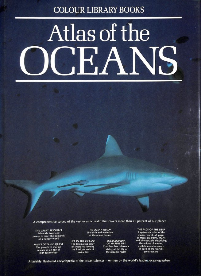 Image for Atlas of the Oceans
