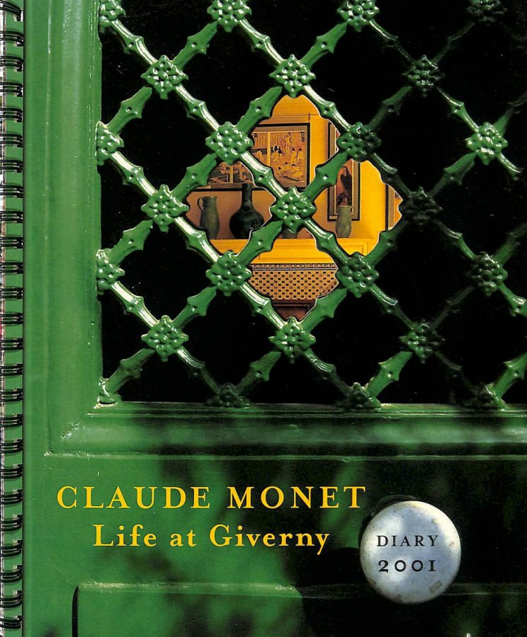 Image for Claude Monet: Life at Giverny: Diary 2001