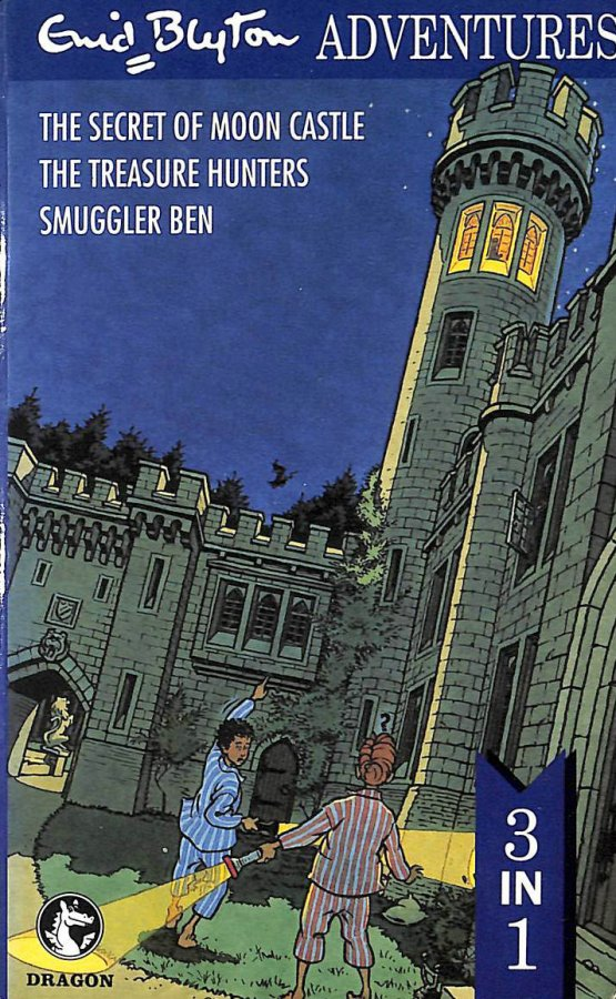Image for The Secret of Moon Castle, The Treasure Hunters, Smuggler Ben