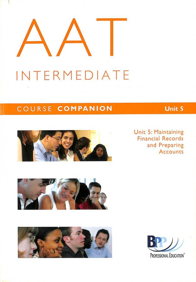 Image for AAT Intermediate Course Companion Unit 5 2004: Interactive Text (Aat Intermediate Unit 5)