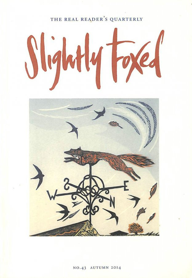 Image for Slightly Foxed: 43: The Flight in the Heather