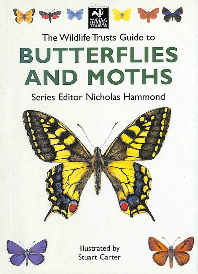 Image for The Wildlife Trusts Guide to Butterflies and Moths (The Wildlife Trusts series)