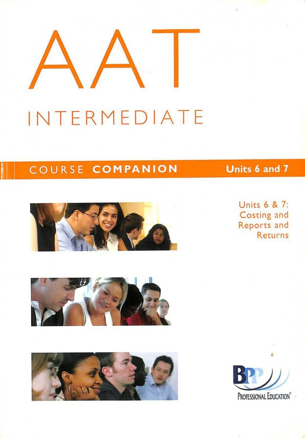 Image for AAT Intermediate 2004: Units 6 and 7: Course Companion Units 6, 7 - Combined Texts (Aat Course Companion Units 6 / 7)