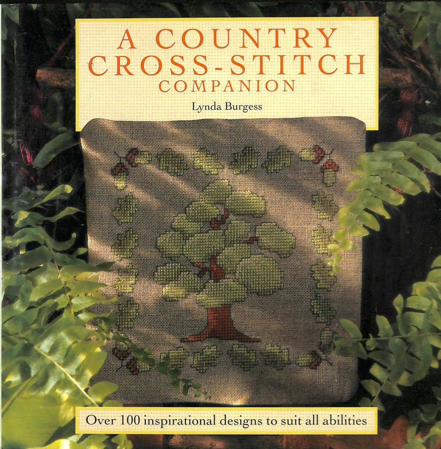 Image for A Country Cross-Stitch Companion