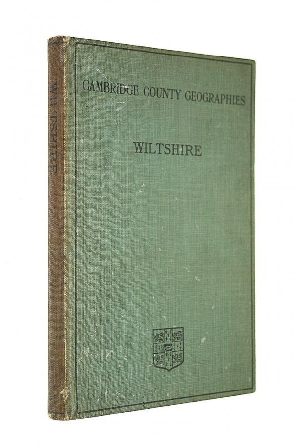 Image for Wiltshire [Cambridge County Geographies].