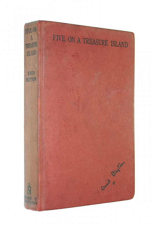 Image for Five on a Treasure Island