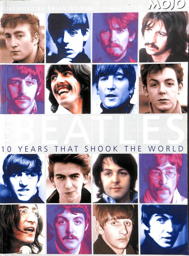 "Image for The ""Beatles"": Ten Years That Shook the World (Mojo Magazine)"