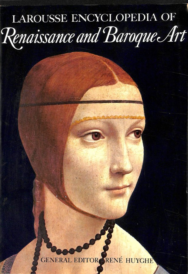 Image for Larousse Encyclopedia Of Renaissance And Baroque Art