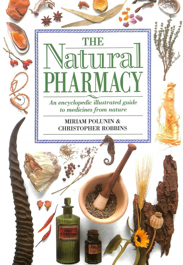 Image for THE NATURAL PHARMACY.