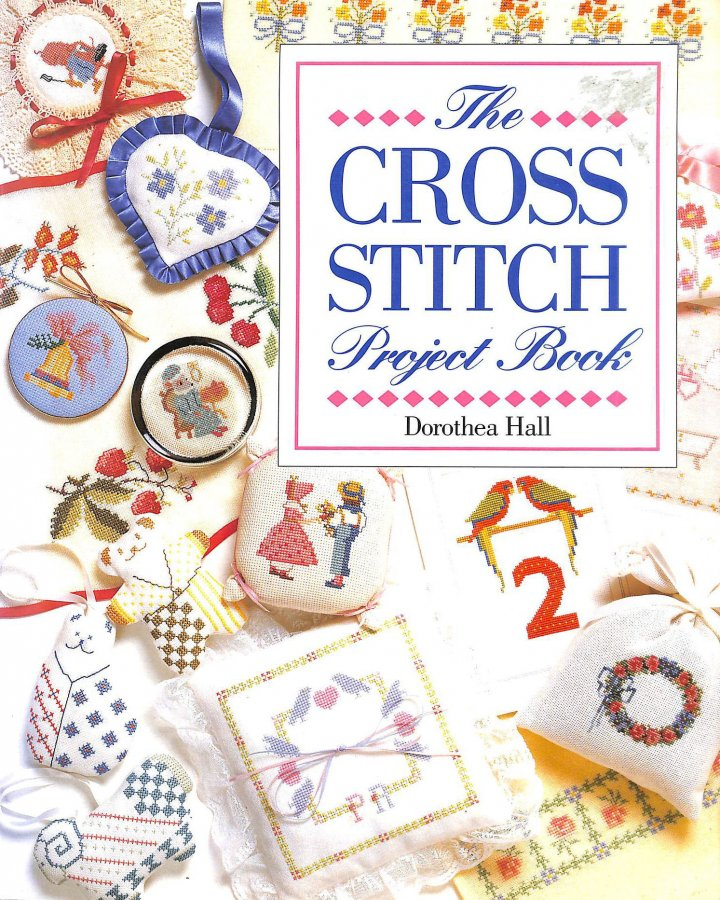 Image for The Cross Stitch Project Book