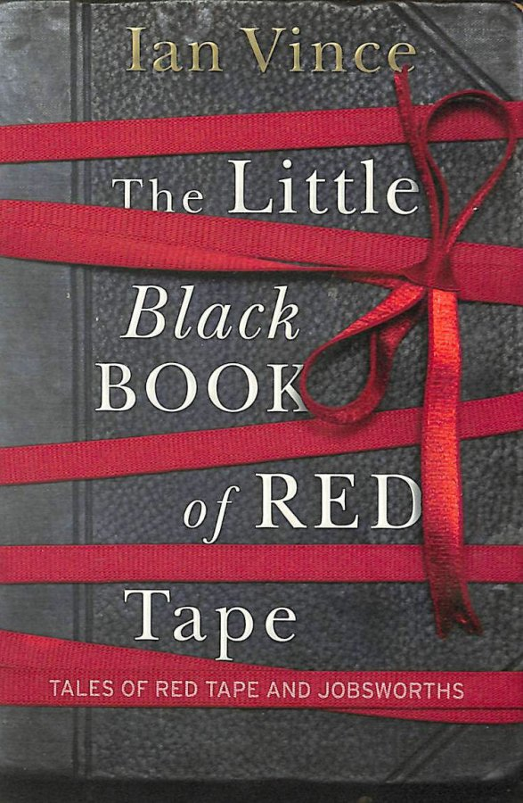 Image for The Little Black Book of Red Tape: Great British Bureaucracy