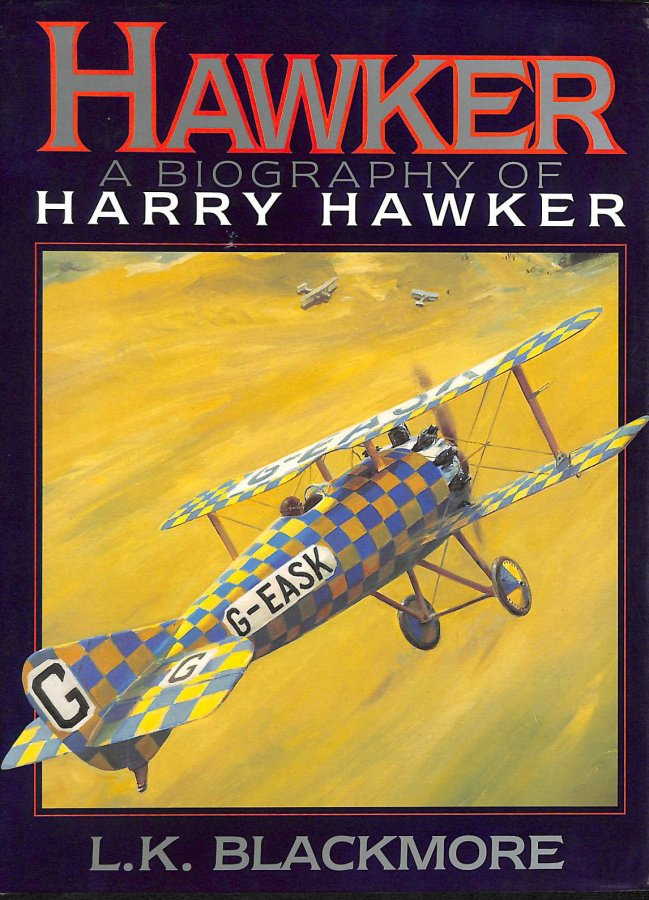 Image for Hawker: A Biography of Harry Hawker