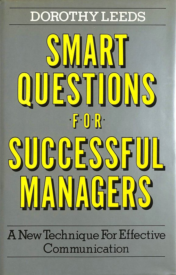 Image for Smart Questions for Successful Managers