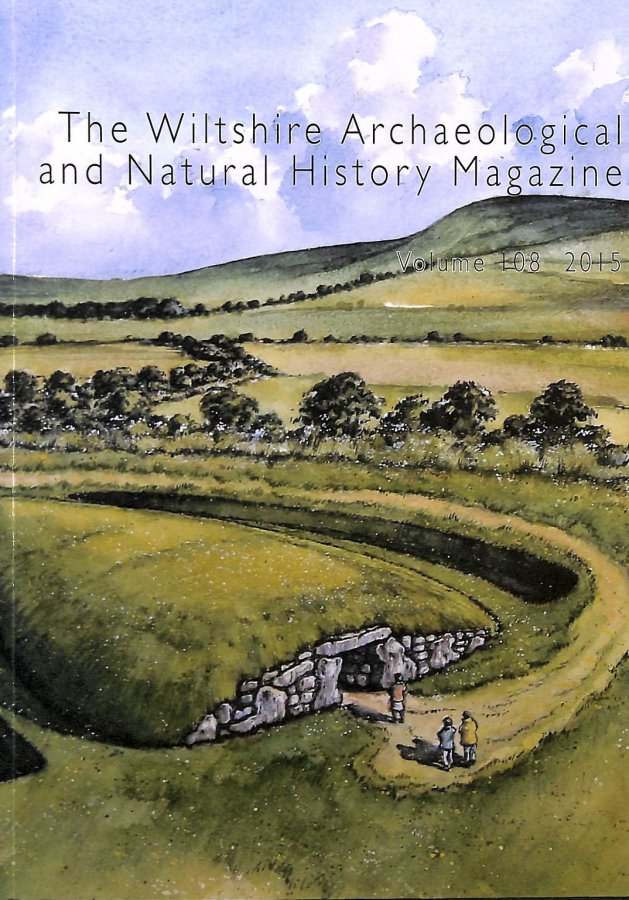 Image for Wiltshire Archaeological And Natural History Magazine. Volume 108 2015
