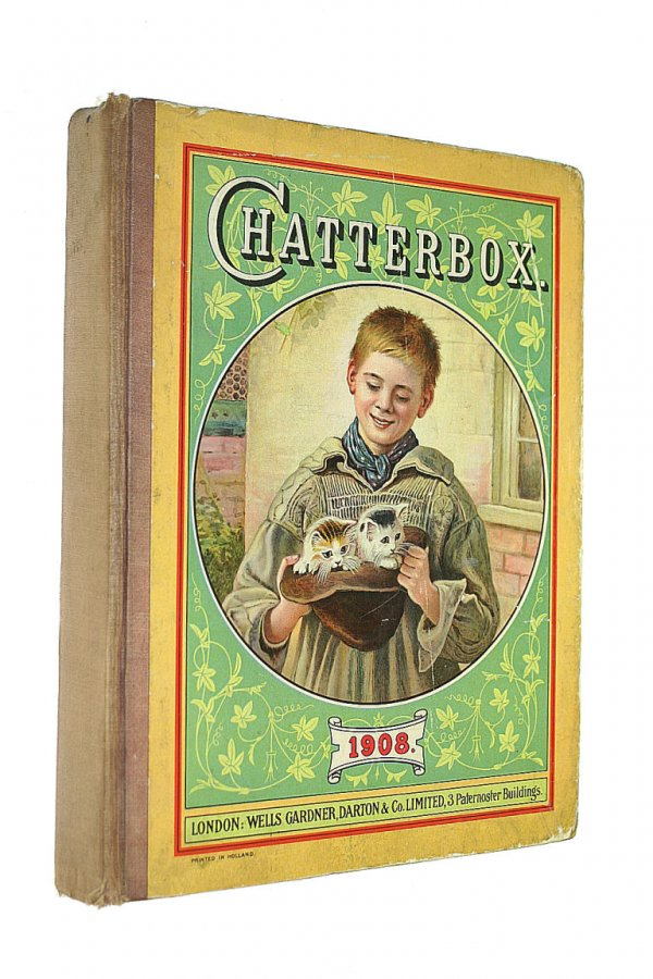 Image for Chatterbox. 1908