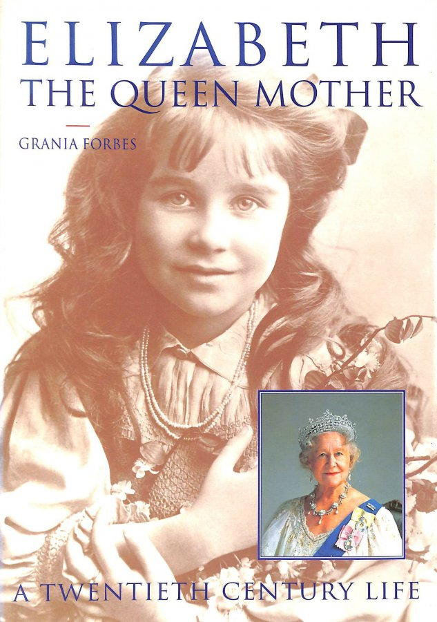 Image for Elizabeth the Queen Mother: A Twentieth Century Life [Large Print]