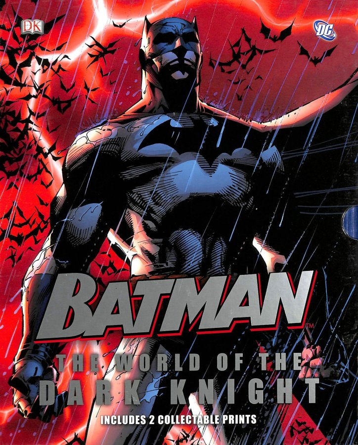 Image for Batman: The World of the Dark Knight with 2 Collectable Prints