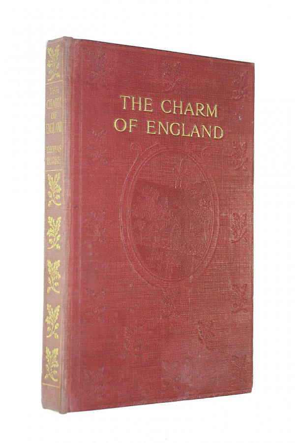 Image for THE CHARM OF ENGLAND