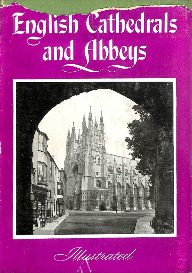 Image for English Cathedrals And Abbeys