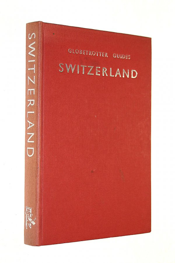 Image for Globetrotter Guides -Switzerland For Travellers And Tourists