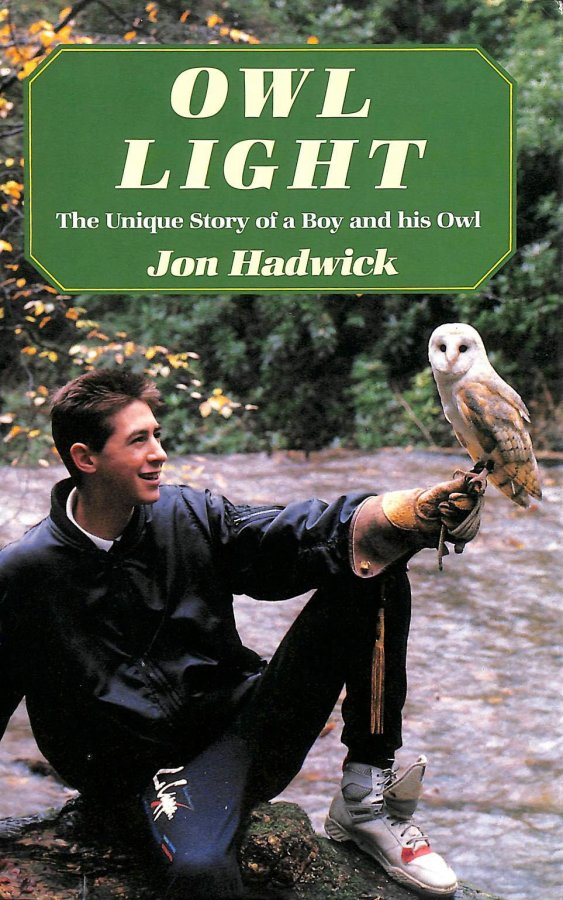 Image for Owl Light: The Unique Story of a Boy and His Owl