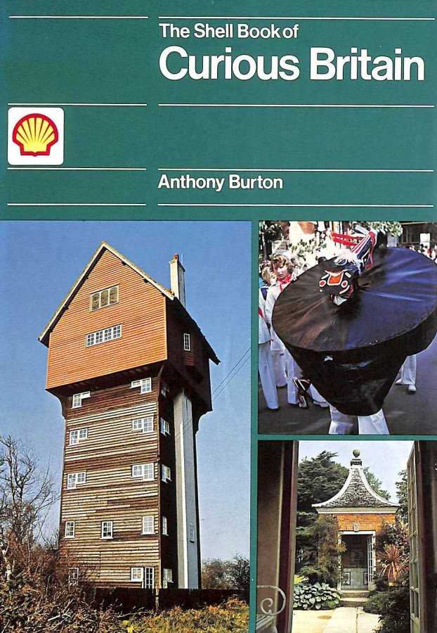 Image for Shell Book of Curious Britain
