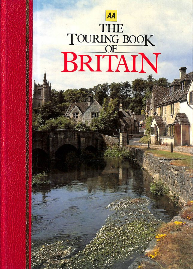 Image for Touring Book of Britain