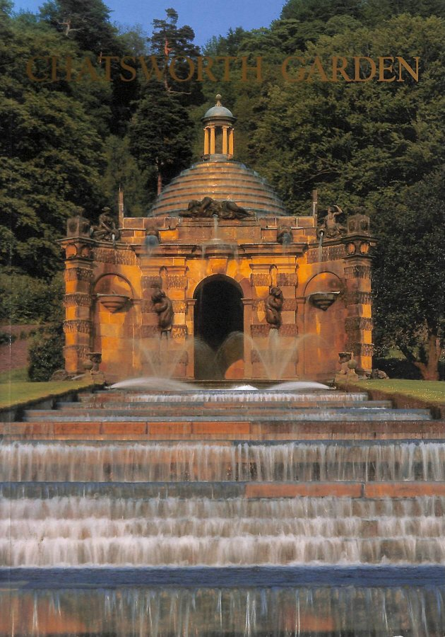 Image for Chatsworth Garden (Great Houses of Britain)