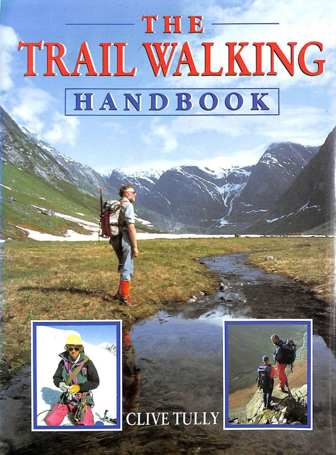 Image for The Trail Walking Handbook
