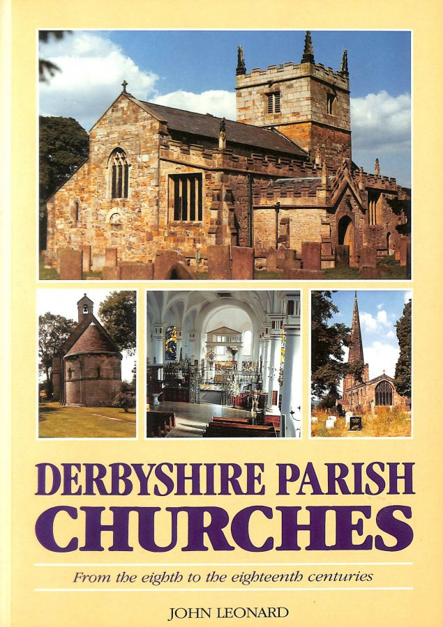 Image for Derbyshire Parish Churches
