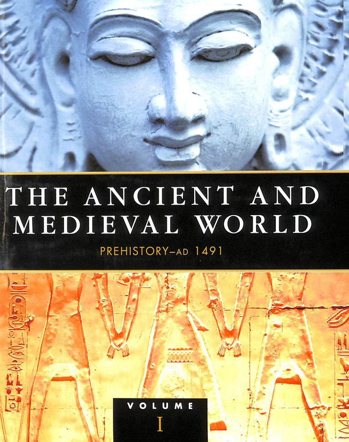 Image for Chronology of World History - Volume 1: Prehistory-1491 AD - The Ancient and Medieval World v. 1