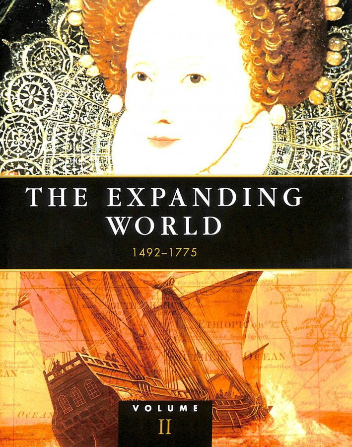 Image for Chronology of World History - Volume 2: 1492-1775 - The Expanding World v. 2 (Helicon history)
