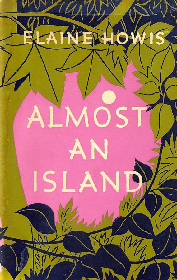 Image for Almost an island: A novel