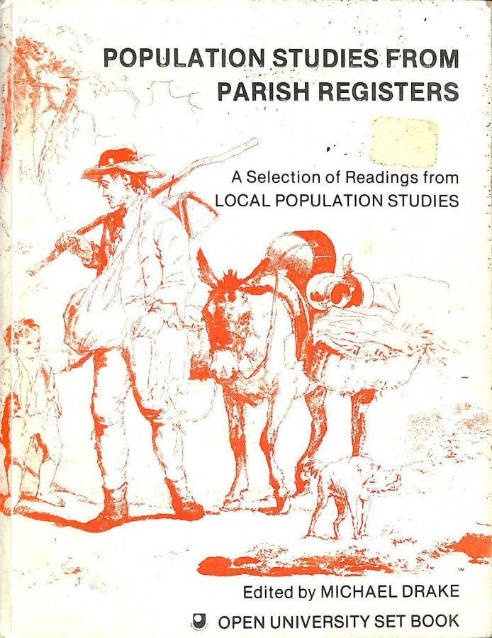 Image for Population Studies from Parish Registers