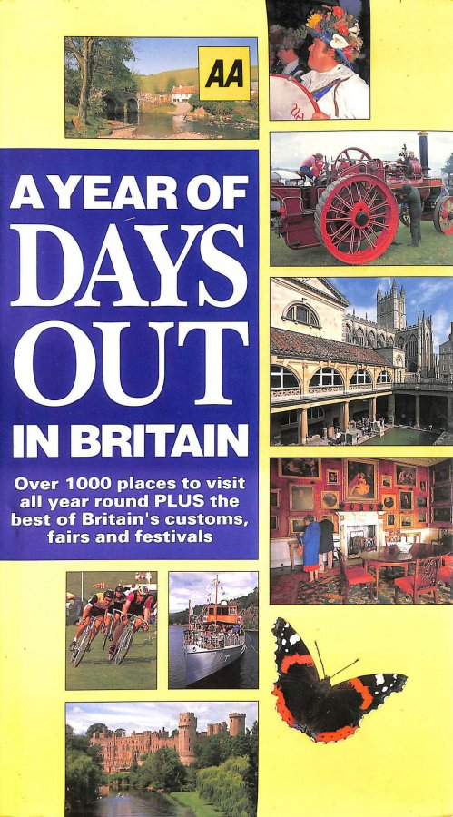 Image for A Year of Days Out in Britain