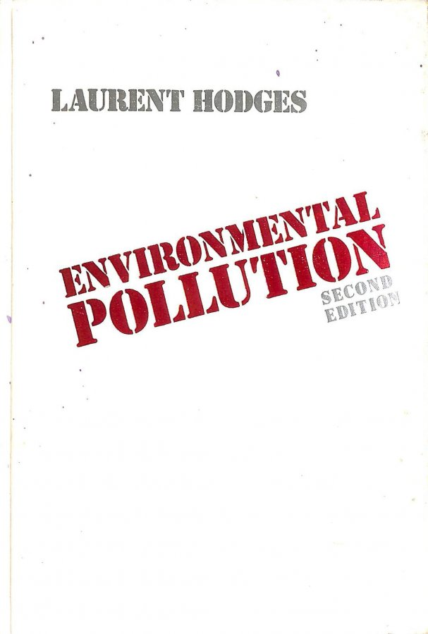 Image for Environmental Pollution