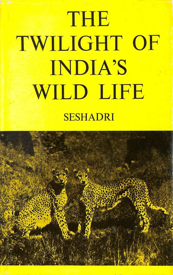 Image for Twilight of India's Wild Life