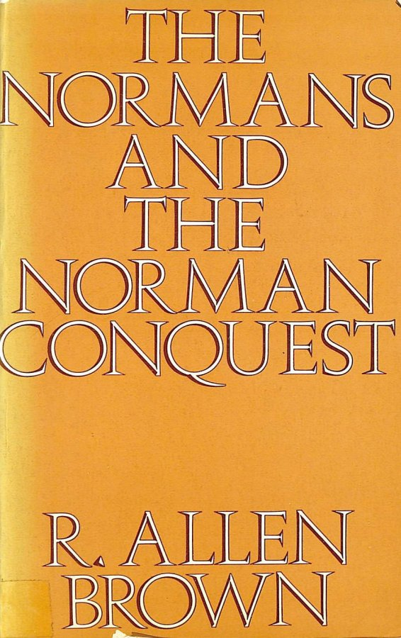 Image for Normans and the Norman Conquest